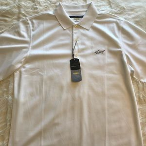 NWT Greg Norman Collection Play Dry Polo Shirt